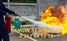 Yangın Sertifikası