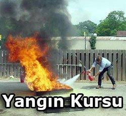 Yangın Kursu